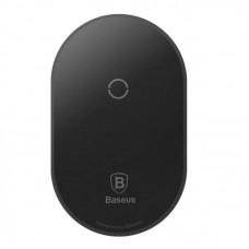 Переходник для беспроводной зарядки Baseus Microfiber Wireless Charging Receiver Micro USB (WXTE-C01) - Черный