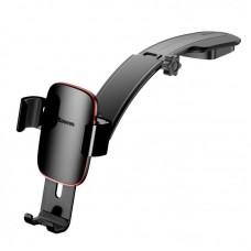 Автодержатель Baseus Metal Age Gravity Car Mount (Connecting Rod Type) (SUYL-F01) - Чёрный