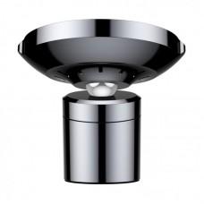 Автомобильный держатель с беспроводной зарядкой Baseus Big Ears Car Mount Wireless Charger (WXER-01) - Черный