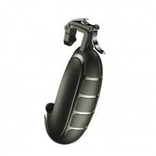 Джойстик Baseus grenade handle for games (ACSLCJ-06) - Армейский/Зелёный