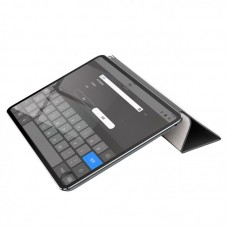 Чехол для iPad Pro 11 (2018) Baseus Simplism Y-Type Leather Case (LTAPIPD-ASM01) - Черный