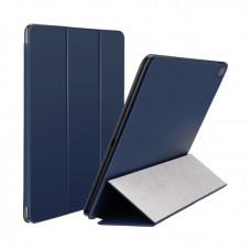 "Чехол для iPad Pro ""12.9"" (2018) Baseus Simplism Y-Type Leather Case (LTAPIPD-BSM03) - Синий"