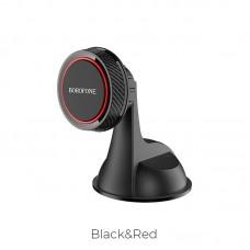 Автомобильный держатель Borofone In-car holder BH14 Journey series - Black