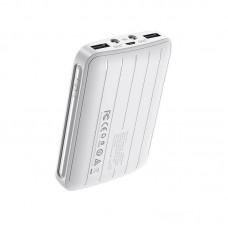 Power Bank Borofone BT21 Universal energy 10000mAh - White
