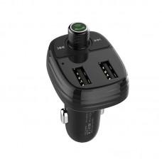 Автомобильное ЗУ BC16 MiniRock Bluetooth FM Transmitter