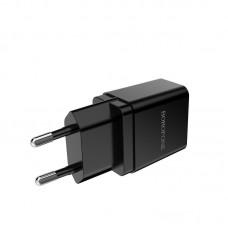 Сетевой адаптер BorofoneWall charger BA19A Nimble EU - Black