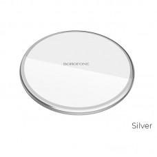 Беспроводная зарядка Borofone Wireless charger BQ3 Preference 5W / 7.5W / 10W - White