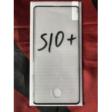 "Защитное стекло ""Full Glue"" для Samsung S10 Plus (тех.пак)"