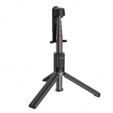 Селфи палка hoco K11 Wireless tripod selfie stand - Black