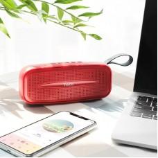 Колонка hoco BS28 Torrent wireless speaker - Red