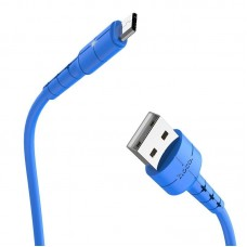 Кабель hoco X30 Star Charging data cable for Micro - Blue