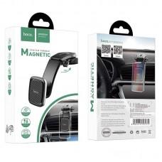 Автодержатель hoco CA45 center console magnetic in-car holder - Black