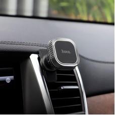 Автодержатель hoco CA52 Intelligent air outlet in-car holder - Black