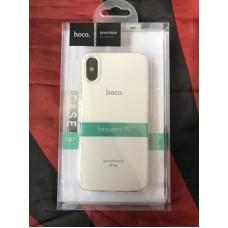 Чехол hoco Light series TPUiPhone XS - Прозрачный