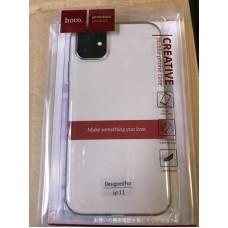 Чехол hoco iPhone 11 Light series TPU - Темный