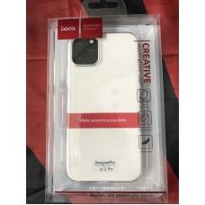Чехол hoco iPhone 11 Pro Light series TPU - Прозрачный