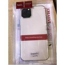 Чехол hoco iPhone 11 Pro Light series TPU - Темный