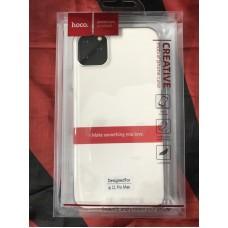 Чехол hoco iPhone 11 Pro Max Light series TPU - Прозрачный