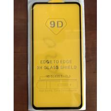 """Защитное стекло """"Full Glue"""" Xiaomi Redmi K20/K20 Pro - Черный (тех.пак)"""