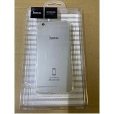Чехол Light series TPU cover for IPhone 6/6S - transparent