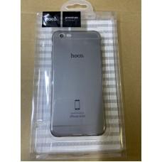 Чехол Light series TPU cover for IPhone 6/6S - Black