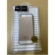 Чехол Light series TPU cover for IPhone 5/5S/SE - Black
