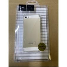 Чехол Light series TPU cover for IPhone 5/5S/SE - Transparent