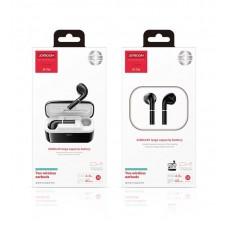 Наушники беспроводные Joyroom JR-T06 mini Binaural TWS bluetooth earphone - Black