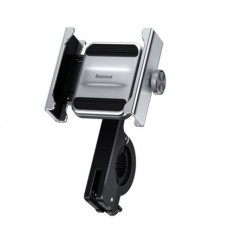 Держатель Baseus Knight Motorcycle holder Applicable for bicycle (CRJBZ-0S) - Silver