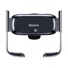 Автодержатель Baseus Mini Electric Car Holder (SUHW01-01) - Black
