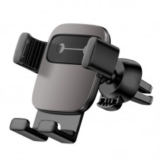 Автодержатель Baseus Cube Gravity Vehicle-mounted Holder (SUYL-FK01) - Black