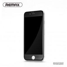 Защитное стекло Remax Medicine GL-27 iPhone 6/6s - Черный