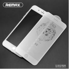 Защитное стекло Remax Emperor 9D iPhone 7/8 Plus GL-32 - Белый