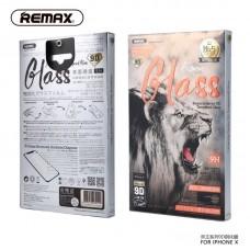 Защитное стекло Remax Emperor 9D GL-32 iPhone X/XS/11 Pro