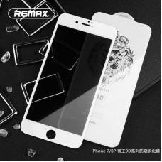 Защитное стекло Remax Emperor Anti-privacy series 9D glass forFor iPhone 7/8plus GL-35 - White
