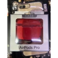 """Чехол силиконовый """"Case"""" для AirPods Pro - Red"""