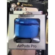 """Чехол силиконовый """"Case"""" для AirPods Pro - Blue"""