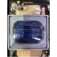 "Чехол ""Case Protection"" для AirPods Pro - Синий"