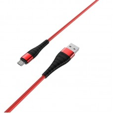 Кабель Borofone BX32 Munificent charging data cable for Micro - Red