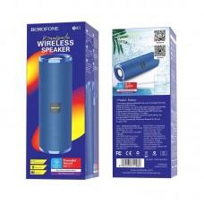 Колонка Borofone BR1 Beyond sportive wireless speaker - Blue