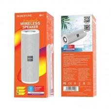 Колонка Borofone BR1 Beyond sportive wireless speaker - Grey