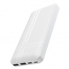 Power Bank hoco J48 Nimble mobile (10000mAh) - White