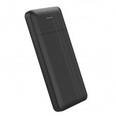 Power Bank hoco J48 Nimble mobile (10000mAh) - Black