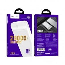 Power Bank hoco J52A New joy mobile (20000mAh) - White