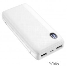Power Bank hoco J53A Exceptional mobile (20000mAh) - White