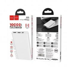 Power Bank hoco J55 Neoteric mobile (10000mAh) - White