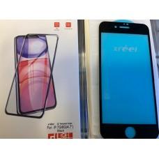 Защитное стекло XREEL для Iphone 7/8 - Black