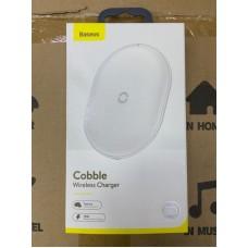 Беспроводная зарядка Baseus Cobbe Wireless Charger 15W (WXYS-02) - White