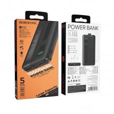 Power bank Borofone BT32 Precious 10000mAh - Black