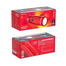 Колонка Borofone Wireless speaker BR7 - Red